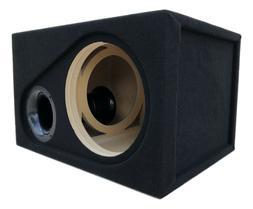 "Custom Ported Subwoofer Box Sub Enclosure for 1 12"" FI Audio"