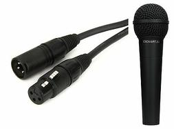 D'Addario PW-CMIC-25 Classic Series Microphone Cable - 25 fo