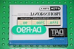 DAT  TDK  DA-R   90   DIGITAL AUDIO TAPE