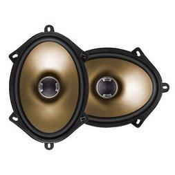 "Polk Audio DB571 Pair Of 2 Way 5""x7"" & 6""x8"" Speakers 180W M"