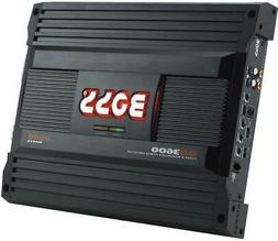 Boss Audio DD3600 Diablo 3600w Amplifier Class D Monoblock C