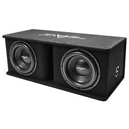 "Skar Audio Dual 12"" 2400W Loaded SDR Series Vented Subwoofer"