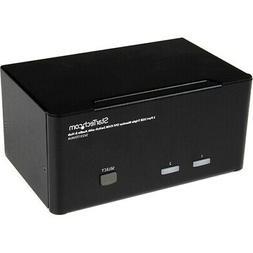 2 Port DVI USB KVM Switch
