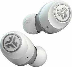 JLab Audio - Go Air True Wireless In-Ear Headphones - White/