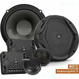 "JBL GX600C 6.5"" 210 Watts 2-Way Car Audio Component Speaker"