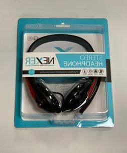 headphones stereo nexer for computer and phone pure audio hi
