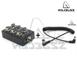 Hirose 4 pin power ous 6 AMP for Sound Devices 688 633/Zoom