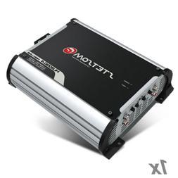 Stetsom HL2000.4 - 2 Ohms Car Audio High Line Amplifier 4 Ch