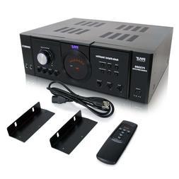 Home Audio Amplifier Receiver 3000 Watt 4 Channel Surround S