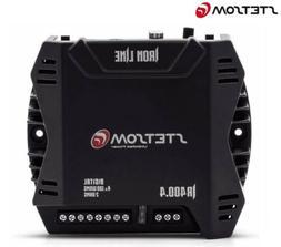 Stetsom IR 400.4 2 ohms - Iron Line Car Audio 400W Compact A