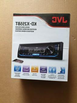 JVC KD-X255BT Ipod and Android Digital Media Bluetooth Car S