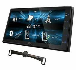 "JVC KW-M150BT Digital Media car audio Receiver 6.8""Touchscre"
