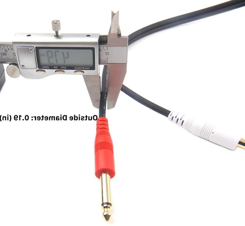 Devinal 1/8 Stereo Mono 3.5Mm