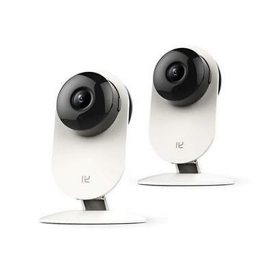 1080p home camera with 2 way audio