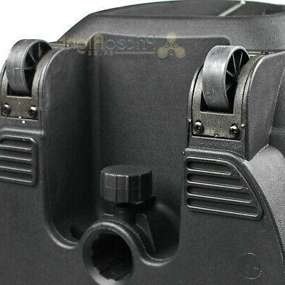 "15"" Portable Wireless Audio Go Led Speaker 3000 Watts Max 4 Ohm"