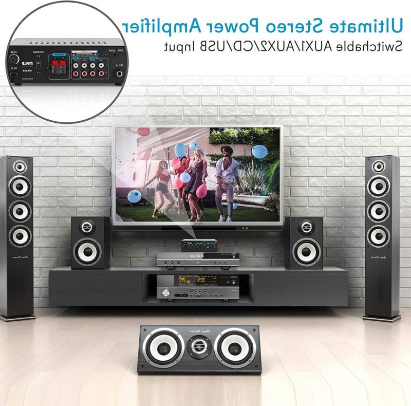 Pyle Audio Portable Channel Sound