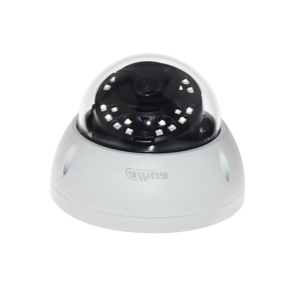 4K Camera Dome Vandalproof POE Audio Alarm