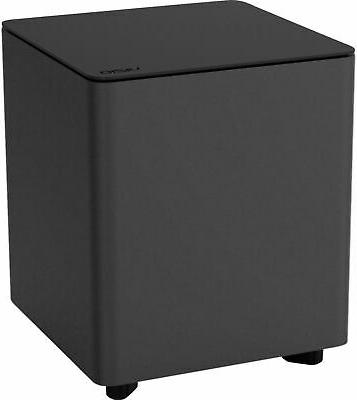 VIZIO 5.1 Channel Bar System with Subwoofer - Black