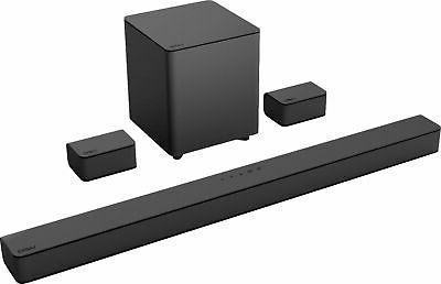 5 1 channel sound bar system