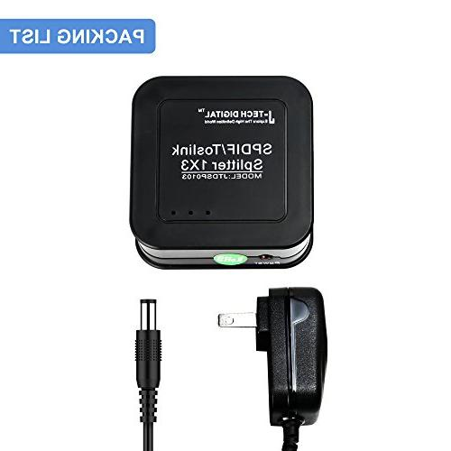 J-Tech SPDIF Audio
