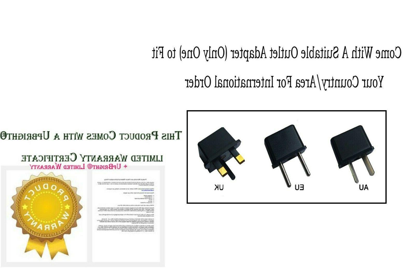 9V For Sennheiser RS175 Wireless System Supply