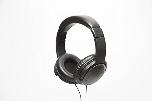 Wicked Audio Artifact Over Ear Wired Dynamic Crystal Clear S
