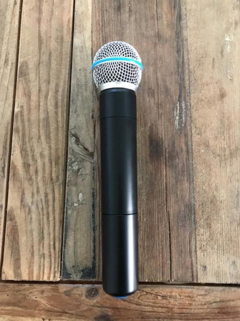 Audio 2000's microphone