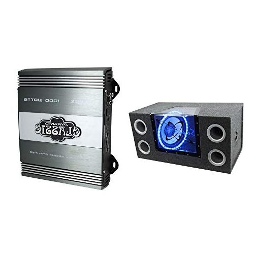 bnps122 car audio sub subwoofer
