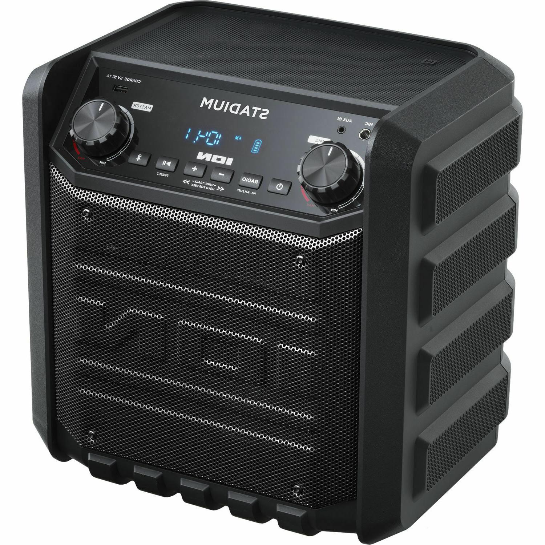 brand new stadium wireless rechargeable speaker system