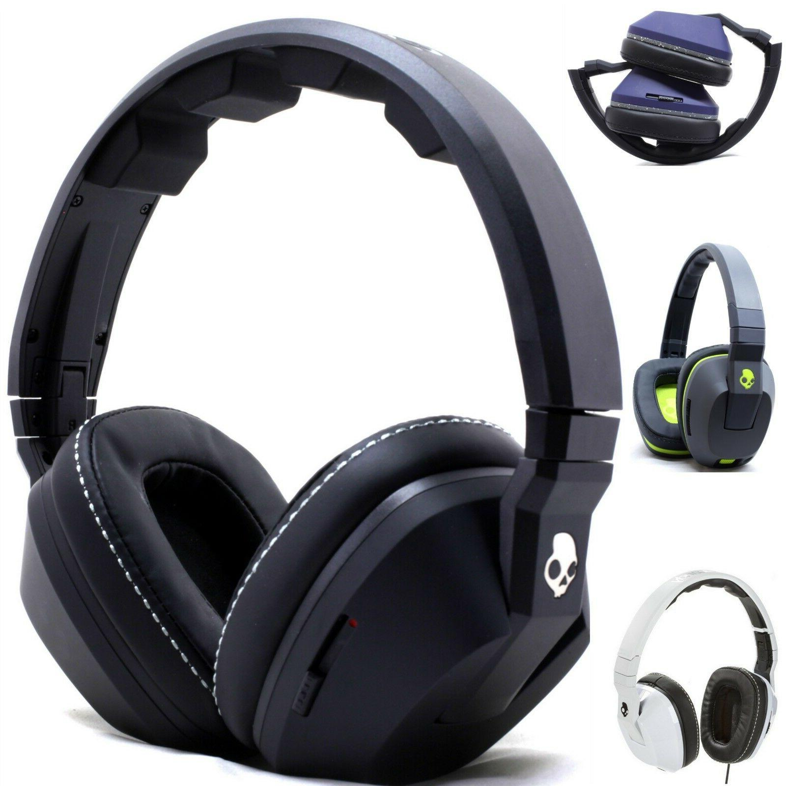 crusher stereo headset supreme sound mic amp
