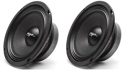 NEW SKAR AUDIO FSX65-8 6.5-INCH 8 OHM 300W MAX CAR PRO AUDI