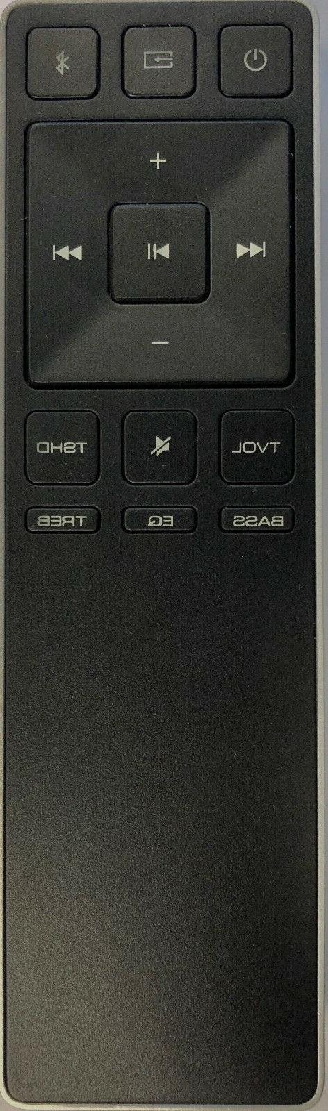 genuine new xrs320n e3 sound bar remote