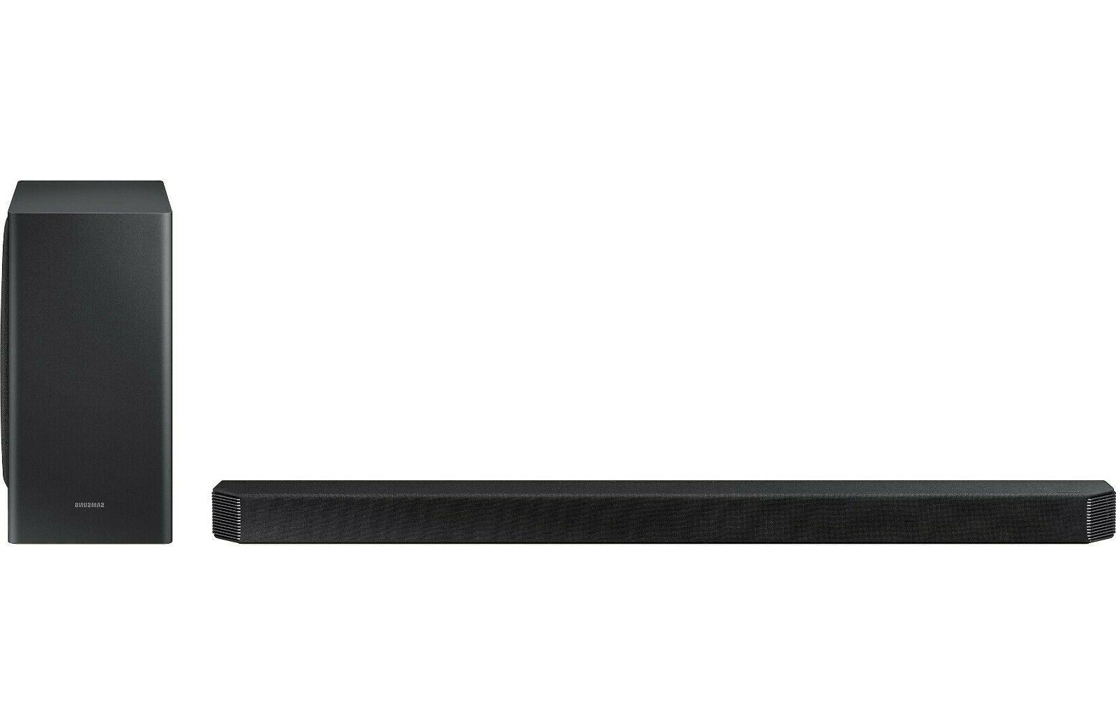 Samsung 7.1.2-Channel Bar w/ Wireless Subwoofer, Dolby