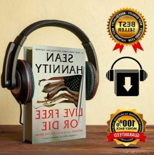 Live Free Or Die: America  on the Brink⚡ audio book ⚡
