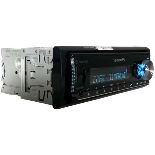 Pioneer MVH-X300BT Single Bluetooth Radio Stereo Receiver