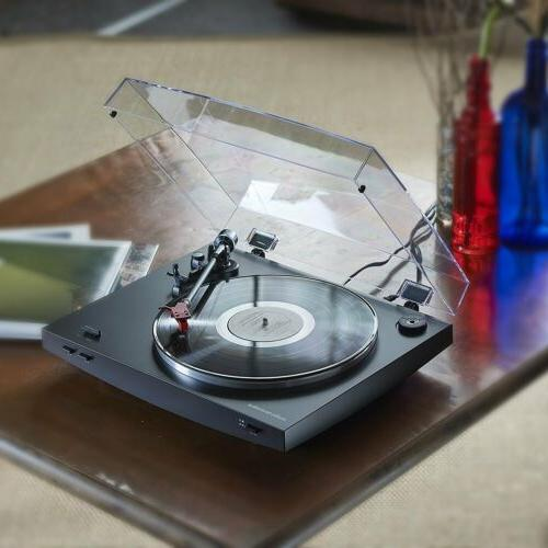 Audio-Technica Fully Belt-Drive Stereo Turntable,