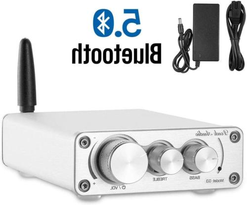 Nobsound G3 Bluetooth 5.0 Stereo Audio Amplifier Receiver 2