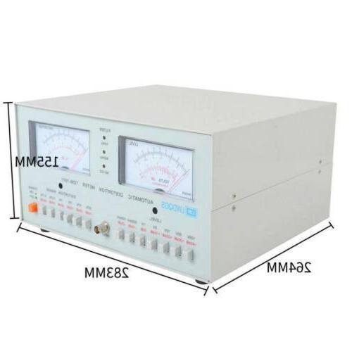 Pro Audio Signal Distortion Device Test Equipment Analyzer T