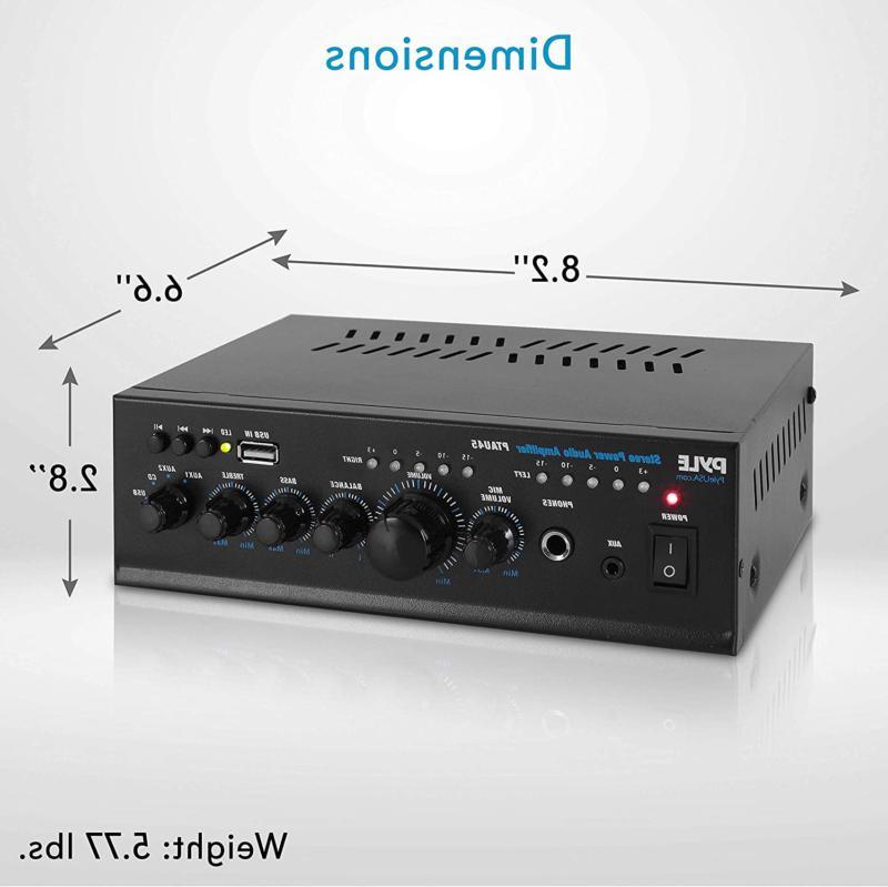 Pyle Audio Power Portable Channel Sound S