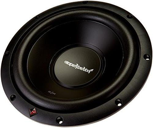 Rockford R2 10-Inch 250 Watts RMS 500 Peak Subwoofer