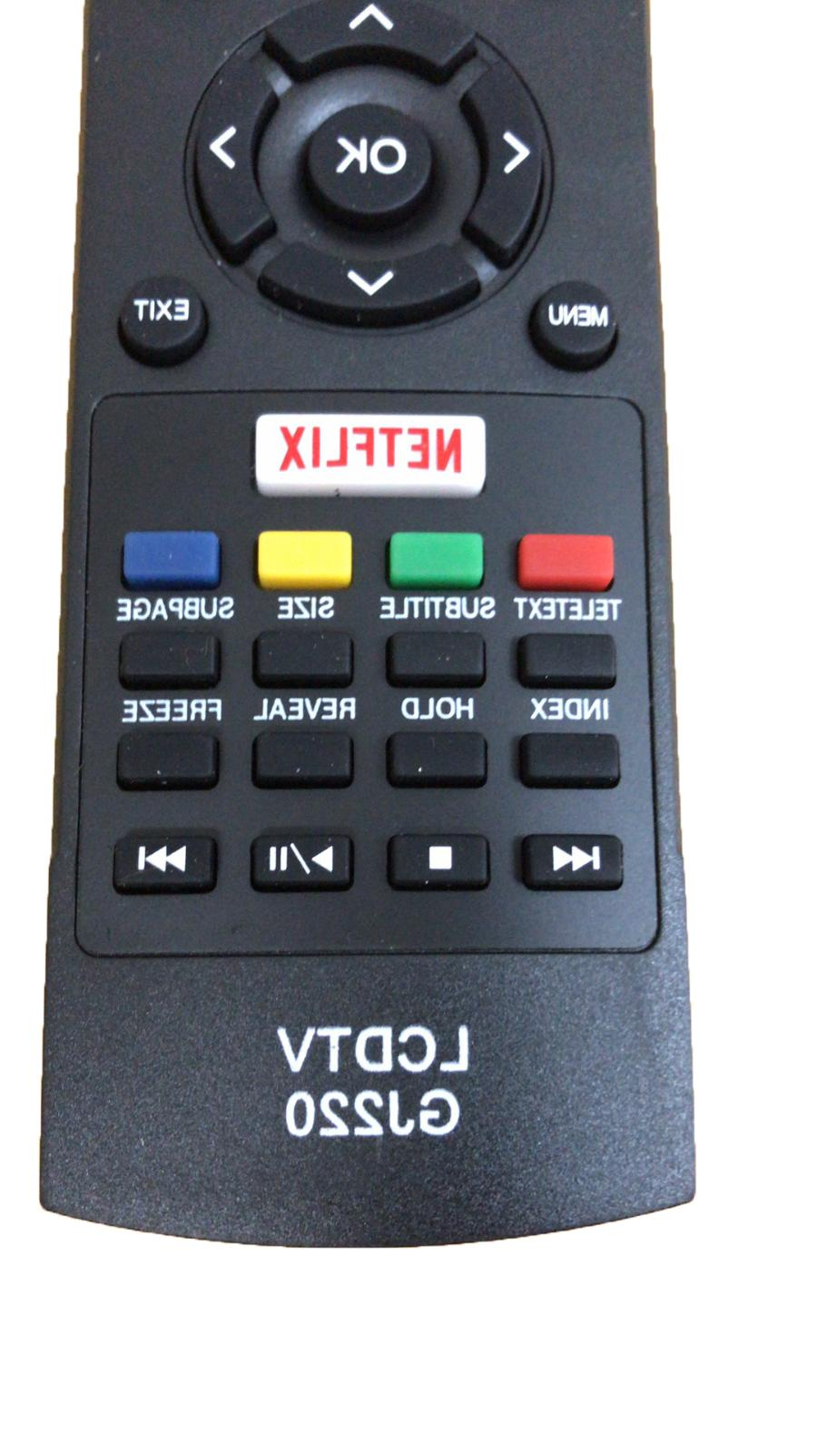 sharp tv replaced remote gj220 sharp audio