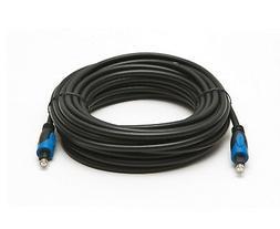 Flexible Fiber-Optic Cord Digital Optical Audio Toslink Cabl