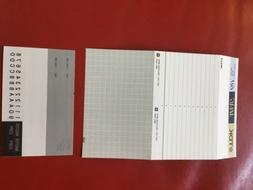 TDK MA-XG 60 audio cassette tape J-Card and Label. New. Mint