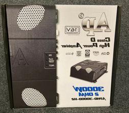 Mini Monoblock Amp 3000W Micro Amplifier 2 Ohm Stable Compac