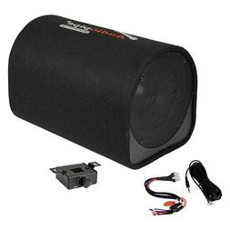 "NEW 10"" Powered Subwoofer Bass Tube Speaker.Enclosure Cabine"