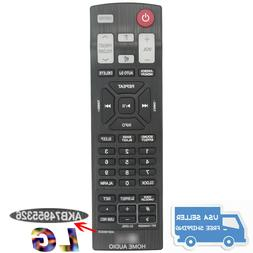 New AKB74955326 Remote for LG HOME AUDIO Power Speaker Syste