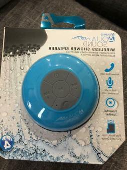 *NEW* ADURO AQUA-Sound Shower Speaker Bluetooth Wireless Wat