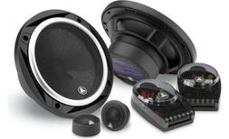 """NEW JL AUDIO C2-650 CAR STEREO COMPONENT SPEAKERS 6.5"""" 2 W"""