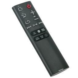 New Replacement Remote Control for LG Sound Bar SKC9 SPK8-W
