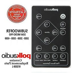 new rf2008 1 remote fits subwoofer dsw